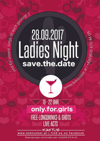 Ladies Night@Kaktus Bar