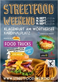 Streetfood-Weekend Klagenfurt Part III@Streetfood Weekend Klagenfurt