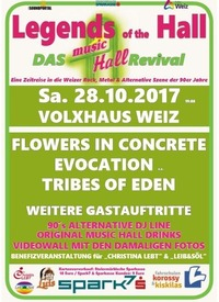 Legends of the Hall - Music Hall Revival@Volkshaus Weiz