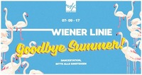 Wiener Linie - Goodbye Summer Edition@U4