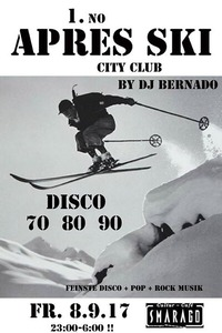 1. No Apres Ski Party by Dj Bernado@Smaragd