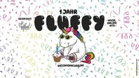 The big Fluffy Birthday Bash@Säulenhalle