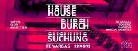 HouseDurchsuchung Vol.7 - Season Opening ft. Fé Vargas@Cafeti Club