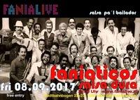 Faniaticos Salsa Dura@Fania Live