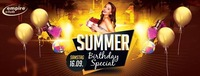 Summer Birthday Special@Empire Club