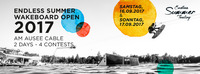 Endless Summer Wakeboard Open 2017@Hohenlohe Au-See