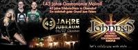 45 Jahre Jubiläum Johnnys Disco - ein guter Grund zum Feiern@Johnnys - The Castle of Emotions