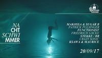 Nachtschwimmer & FM4 Swound Sound Closing@Pratersauna
