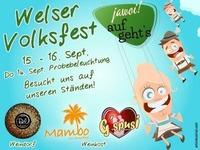 Bel / Mambo / G'spusi am Welser Volksfest@Mambo - die Strandbar