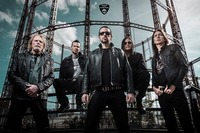 Black Star Riders presented by Mind Over Matter@Simm City