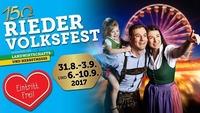 Rieder Volksfest@Messezentrum