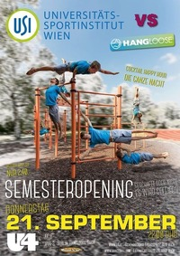 Semesteropening@U4