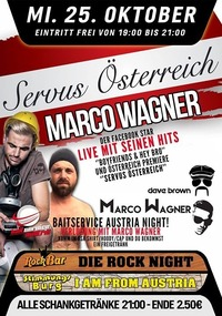 MARCO Wagner LIVE@Excalibur