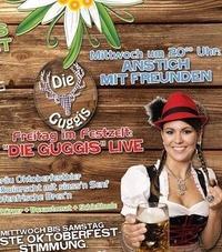 Die Guggis live @ Jedermann Wiesn@Jedermann