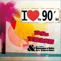 I love the 90's (Gratis für die ersten 100)@P.P.C.