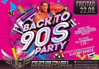 BACK to the Nineties!@Gabriel Entertainment Center