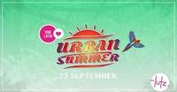Urban Summer - 23.09.2017@lutz - der club