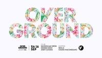 Overground - Dennes Deen Birthday Special@Volksgarten Wien