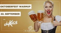 Oktoberfest Warmup w/ DJ DaKaos@K1 - Club Lounge