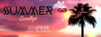 Goodbye Summer !@Club G6