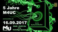 M4UC Charity Event@Kulturhofkeller