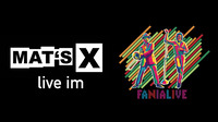 Mat's X back at Fanialive!@Fania Live