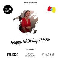 Happy Birthday DJane @ MARTINI@Martini
