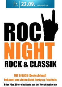 Rock Night@Mondsee Alm