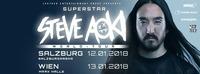 STEVE AOKI Worldtour - Salzburg@Messezentrum
