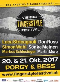 Vienna Fingerstyle Festival 2017@Porgy & Bess