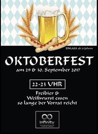 Oktoberfest @Infinity@Infinity Club Bar