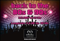 Back to the 80's & 90's@Infinity Club Bar