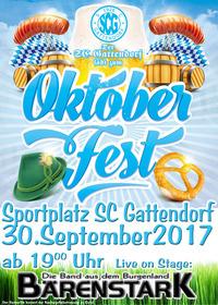 Oktoberfest des SCG
