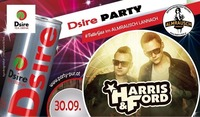 Dsire Party mit Harris&Ford live@Almrausch