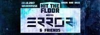 Hit the Floor invites ERROR@Warehouse