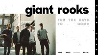 Giant Rooks • For The Days To Come Tour 2018 • B72 • Wien@B72
