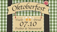 Oas, Zwoa, Drei, 18 perger oktoberfest@Jederzeit Club Lounge