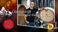 Dinner Event: Cuisino trifft Weingut Gager@Casino Wien