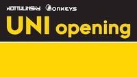 UNI Opening Kottulinsky & Monkeys@Kottulinsky Bar