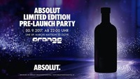 Absolut Limited Edition Pre-Launch Party@Orange