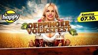 Oeppinger Volksfest@be Happy