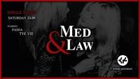 Med & Law - Sa 23.09. - Single Night@Chaya Fuera