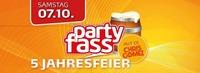 5 Jahresfeier mit DJ Chris Gomez@Partyfass