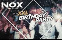 XXL Birthday @ NOX@Escalera Club