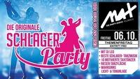 Themenfreitag ▲▼ Schlagerparty - die größte Tanznacht ▲▼@MAX Disco
