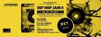 》Oldschool Hip Hop Jam 8《@Club Spielplatz