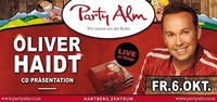 Oliver Haidt Live@Party Alm Hartberg
