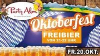 OktoberFest@Party Alm Hartberg