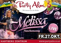 Melissa Naschenweng Live@Party Alm Hartberg