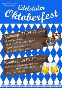Edelstaler Oktoberfest 2017@Edelstaler Oktoberfest 2017